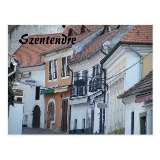 Szentendre Postcard
