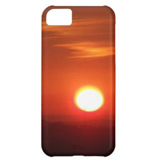 T01 - Sunset Case_Iphone iPhone 5C Cover