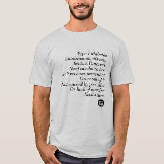 T1d Truth (Men's) T-Shirt