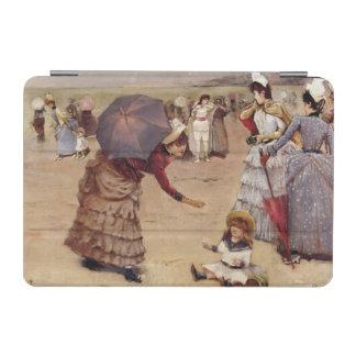 T29836 Elegant Figures on a Beach, 1886 iPad Mini Cover