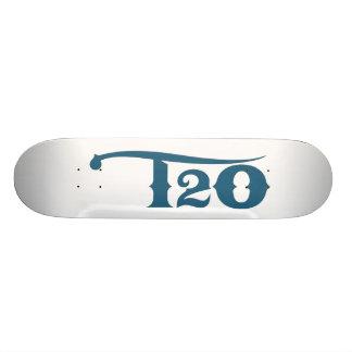 T2O Logo Deck Skate Board Decks