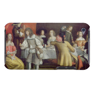 T30878 Elegant Company Dining Beneath a Red Canopy Case-Mate iPod Touch Case