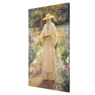 T30928 The Silent Life, 1880 Canvas Print