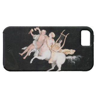 T31466 A Female Centaur and Companion Making Music iPhone 5 Cover