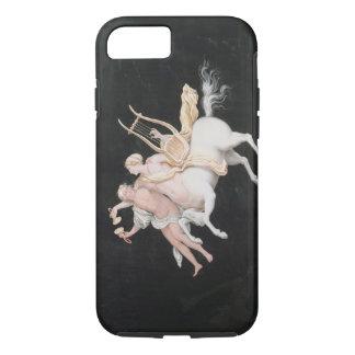 T31466 A Female Centaur and Companion Making Music iPhone 7 Case
