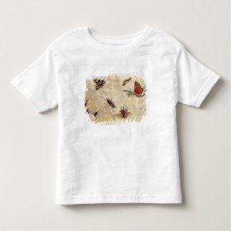 T31567 A Study of Various Insects, Fruit and Anima Toddler T-Shirt