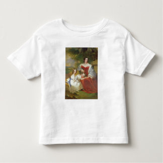 T32011 Portrait of Mrs Sarah Frances Cooper and he Toddler T-Shirt