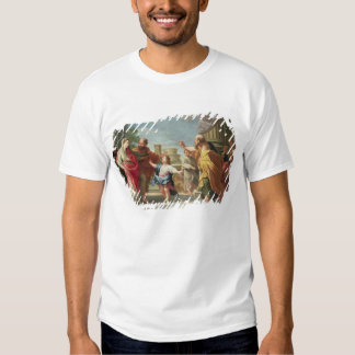 T32126 Christ Preaching in the Temple T Shirt