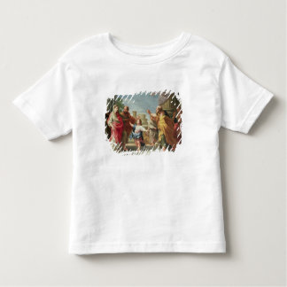 T32126 Christ Preaching in the Temple Toddler T-Shirt