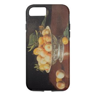 T32176 Still Life of Peaches, c.1700 iPhone 8/7 Case