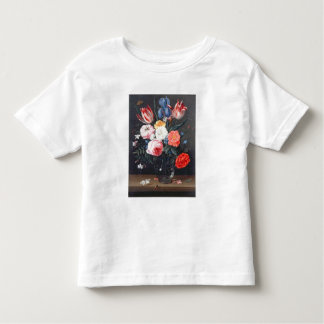 T32511 Still Life of Flowers in a Vase, 1661 (see Toddler T-Shirt