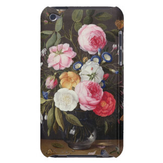 T32512 Still Life of Flowers in a Vase, 1661 (see Barely There iPod Covers