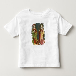 T32982 St. Margaret of Antioch and St. Faith, c.15 Toddler T-Shirt