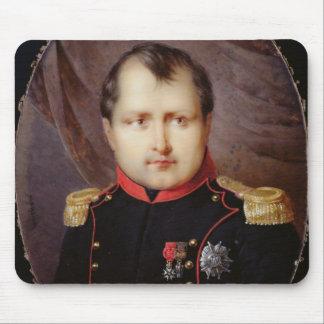 T34002 Portrait Miniature of Napoleon I (1769-1821 Mouse Pad