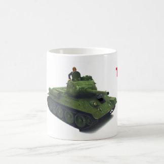 T34 85 Soviet Mug