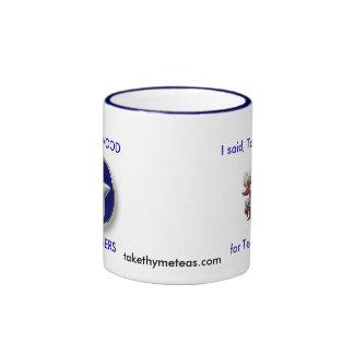T3 Ranger Mascot Mug