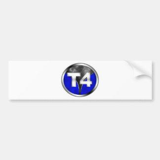T4 BUMPER STICKER