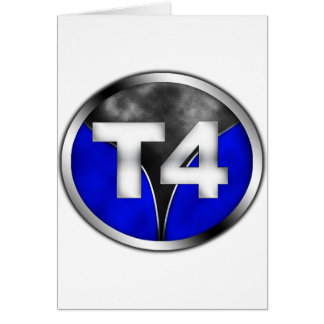 T4 GREETING CARD