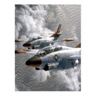 T-2 Buckeyes Post Card