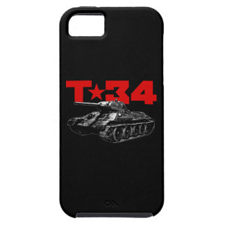 T-34 iPhone 5 COVER