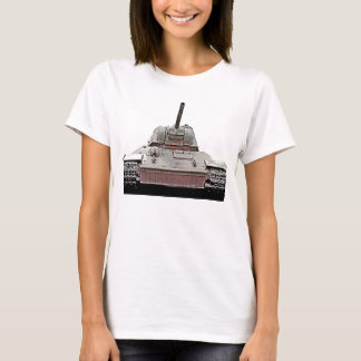 T-34 Russian Tank,Soviet Memorial,Berlin -(sm2d) T-Shirt