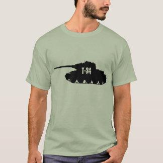 T-34 Tank Side Profile T-Shirt tee