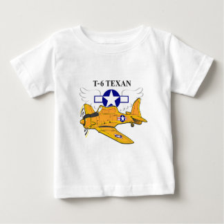 T-6 Texan Baby T-Shirt