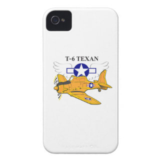 T-6 Texan iPhone 4 Covers
