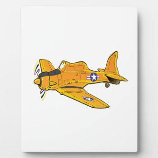 T-6 Texan Plaque