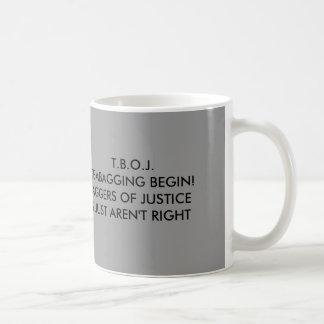 T.B.O.J... OFFICIAL COFFEE MUG
