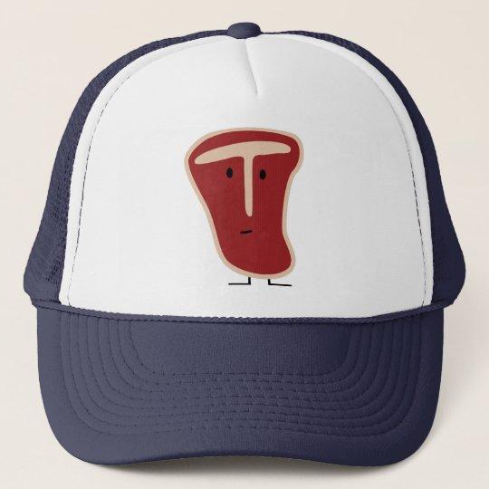 T-bone steak cap