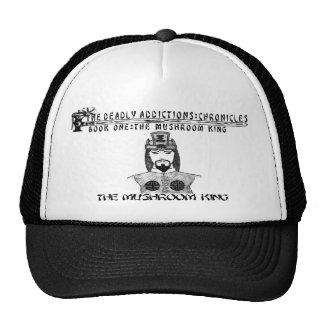 T D A C The Mushroom King Hat