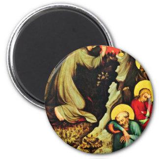 T ebo Altar Christ On The Mount Of Olives By Me Fridge Magnets