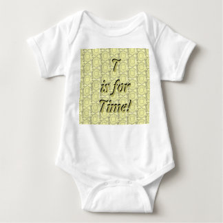 T is for Time Bodysuit