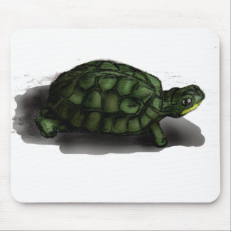 T is for Turtle Mouse Pad
