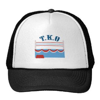 T K O TRUCKER HAT
