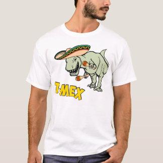 T-Mex T-Rex Mexican Tyrannosaurus Dinosaur T-Shirt