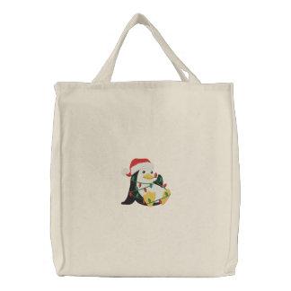 T ngled Penguin Bag
