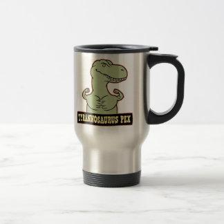 T-Pex 15 Oz Stainless Steel Travel Mug