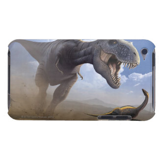T Rex Barely There iPod Cases