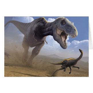 T Rex Card