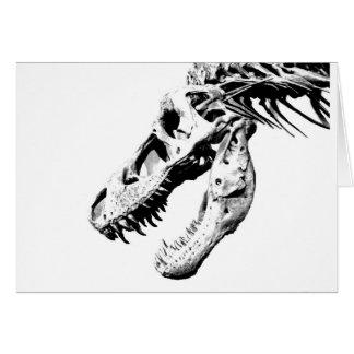t-rex card