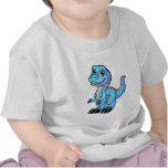 T Rex cartoon T-shirt