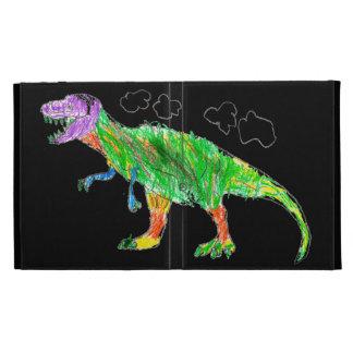 T-Rex iPad Folio Cases