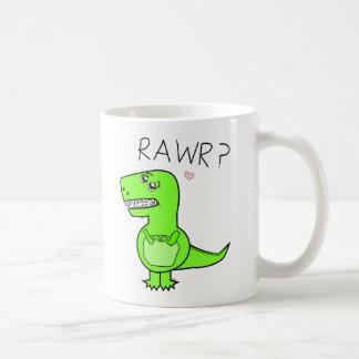 T-Rex Ceramic Mugs