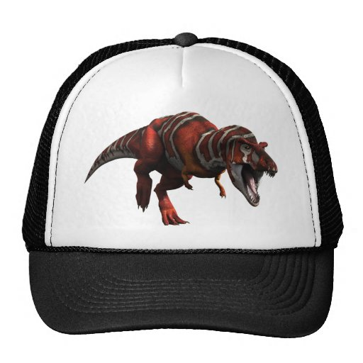 T-rex Charge Hats