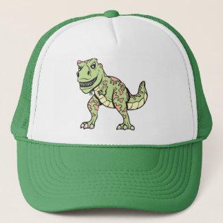 T-rex!  Customizable! Trucker Hat