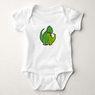 T-rex Dino hug T-shirt