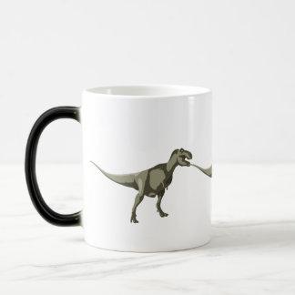 T-rex Dinosaur, Dino Design Coffee Mugs