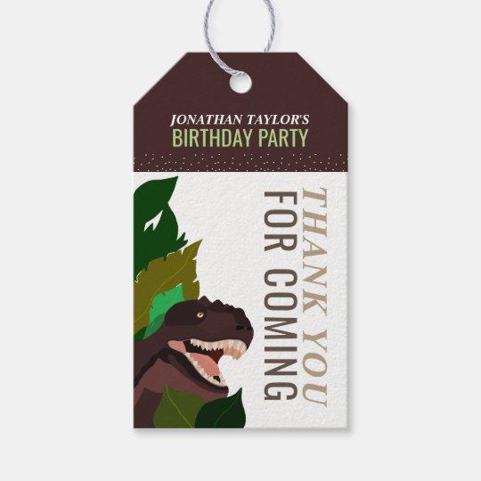 T Rex Dinosaur Party Children's Birthday